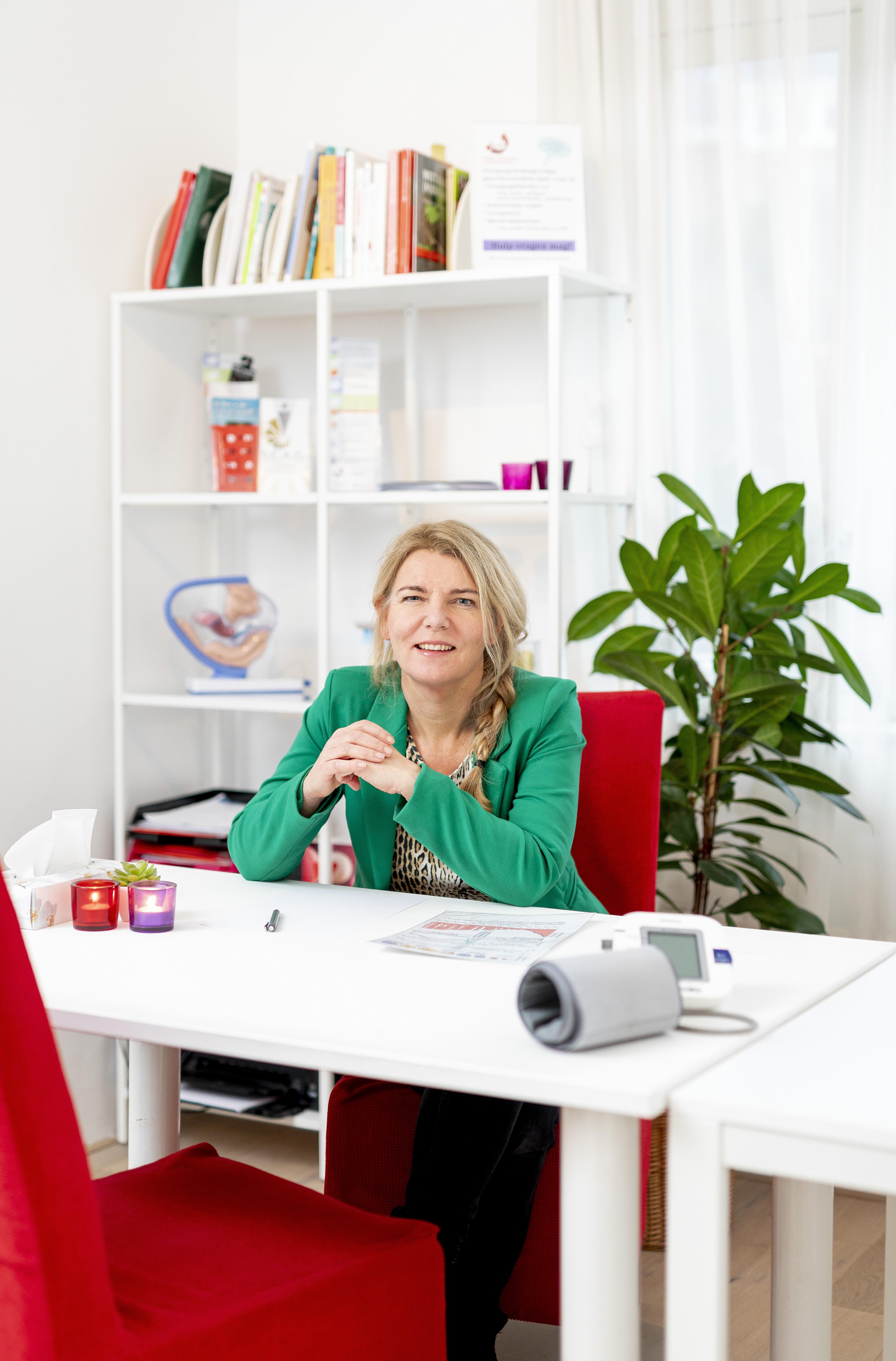 Overgangsconsulent Arnhem Desiree van Cleef, studio38c