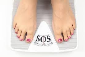 Gewichtstoename in de overgang
